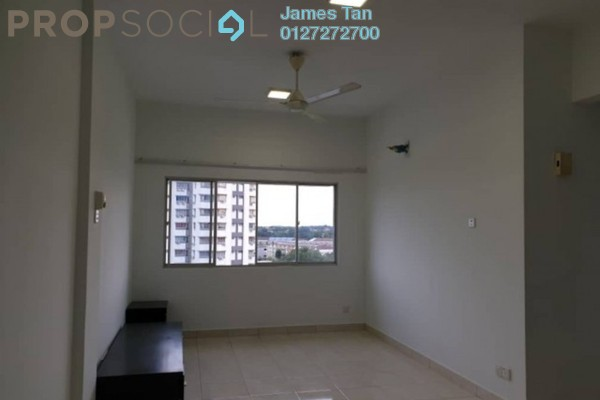 Condominium For Rent in Lagoon Homes, Kota Kemuning Freehold Unfurnished 2R/2B 1k