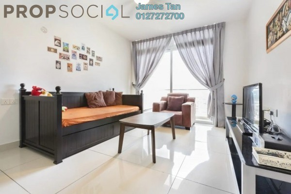 Condominium For Sale in Lagoon Homes, Kota Kemuning Freehold Fully Furnished 1R/1B 313k