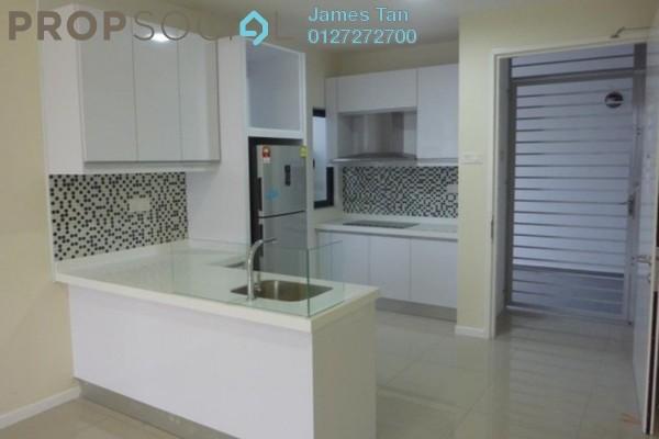 Serviced Residence For Rent in KU Suites, Kemuning Utama Freehold Semi Furnished 3R/2B 1.7k