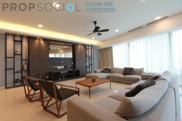 Condominium For Rent in The Parque Residences @ Eco Sanctuary, Telok Panglima Garang Freehold Fully Furnished 3R/2B 2.8k