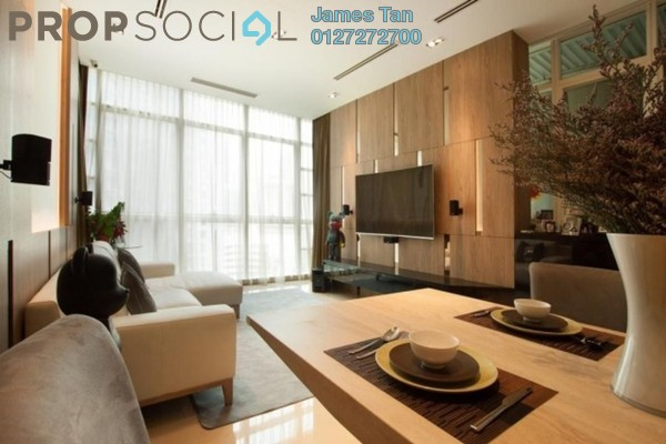 Condominium For Rent in The Parque Residences @ Eco Sanctuary, Telok Panglima Garang Freehold Fully Furnished 1R/1B 1.7k