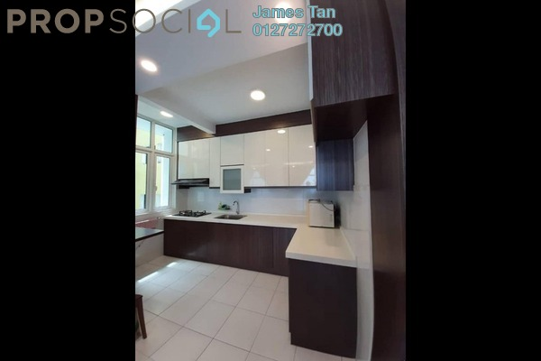 Condominium For Rent in The Parque Residences @ Eco Sanctuary, Telok Panglima Garang Freehold Semi Furnished 2R/1B 1.4k