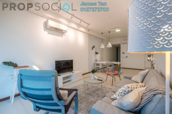 Condominium For Rent in The Parque Residences @ Eco Sanctuary, Telok Panglima Garang Freehold Fully Furnished 2R/1B 1.5k