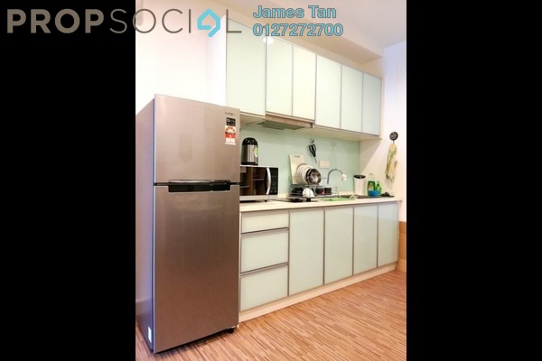 Serviced Residence For Sale in Geo Bukit Rimau, Bukit Rimau Freehold Semi Furnished 4R/3B 600k