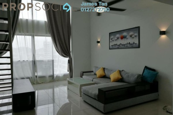 Serviced Residence For Sale in Geo Bukit Rimau, Bukit Rimau Freehold Unfurnished 3R/2B 470k