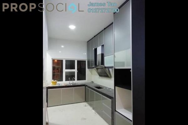 Serviced Residence For Sale in Geo Bukit Rimau, Bukit Rimau Freehold Semi Furnished 2R/2B 390k