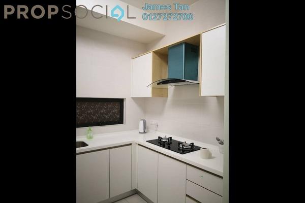 Condominium For Sale in The Armanna @ Kemuning Prima, Kemuning Utama Freehold Semi Furnished 3R/2B 560k