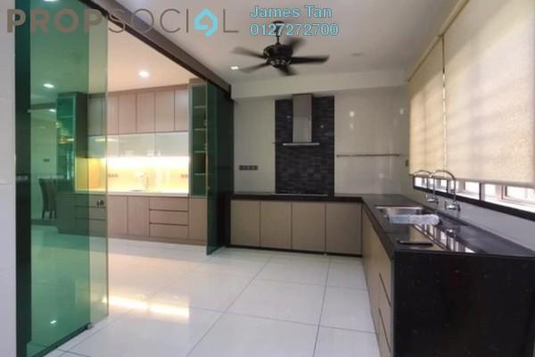 Condominium For Sale in The Armanna @ Kemuning Prima, Kemuning Utama Freehold Semi Furnished 3R/2B 558k