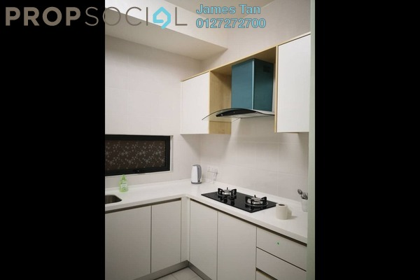 Condominium For Rent in The Armanna @ Kemuning Prima, Kemuning Utama Freehold Semi Furnished 3R/2B 1.5k