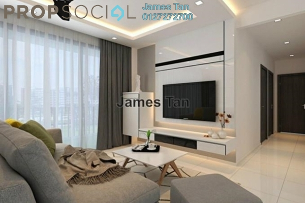 Serviced Residence For Rent in Geo Bukit Rimau, Bukit Rimau Freehold Fully Furnished 3R/2B 2k