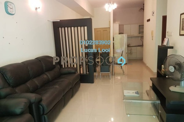 Serviced Residence For Rent in e-Tiara, Subang Jaya Freehold Fully Furnished 3R/0B 2.2k