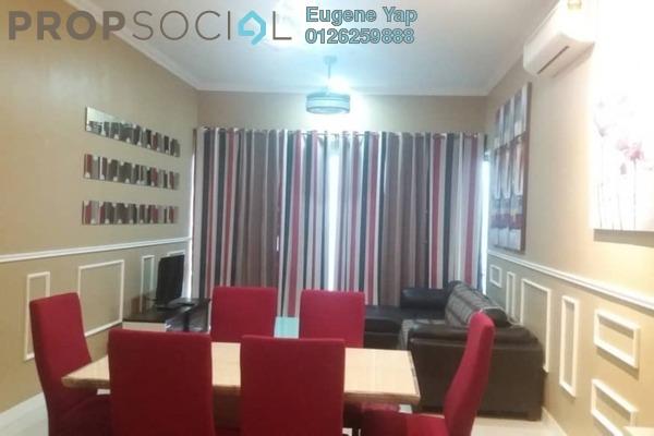 Condominium For Rent in Reflection Residences, Mutiara Damansara Freehold Semi Furnished 3R/2B 3.2k