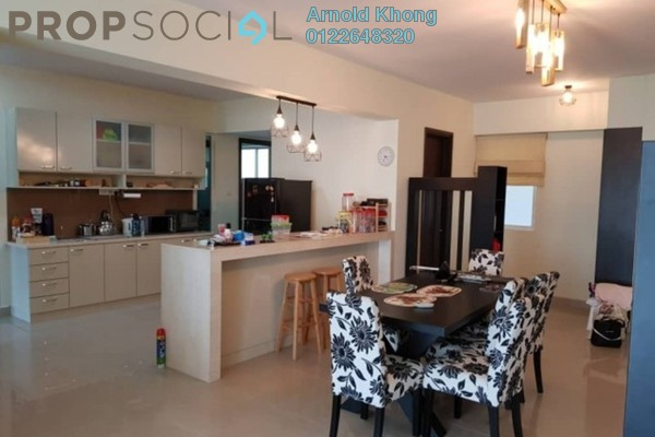 Condominium For Rent in 1 Desa Residence, Taman Desa Freehold Fully Furnished 5R/4B 4.9k