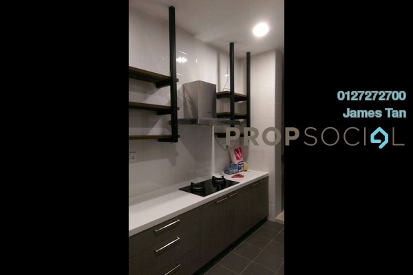 Condominium For Sale in Lagoon Perdana, Bandar Sunway Freehold Semi Furnished 1R/1B 280k