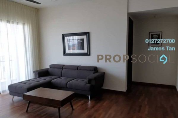 Condominium For Sale in The Parque Residences @ Eco Sanctuary, Telok Panglima Garang Freehold Unfurnished 0R/1B 400k