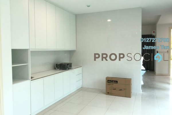 Condominium For Sale in The Parque Residences @ Eco Sanctuary, Telok Panglima Garang Freehold Semi Furnished 0R/1B 440k