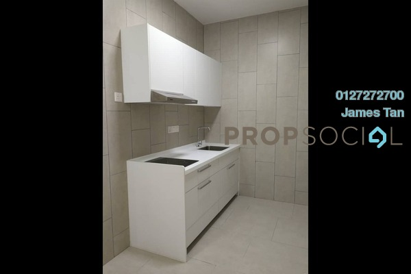 Serviced Residence For Sale in Geo Bukit Rimau, Bukit Rimau Freehold Fully Furnished 2R/2B 400k