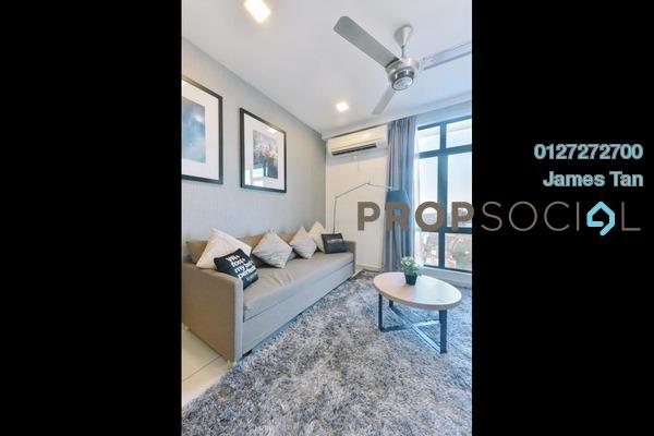 Serviced Residence For Sale in Geo Bukit Rimau, Bukit Rimau Freehold Unfurnished 4R/3B 580k
