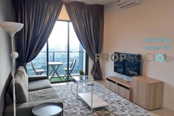 Serviced Residence For Sale in Geo Bukit Rimau, Bukit Rimau Freehold Fully Furnished 2R/2B 468k