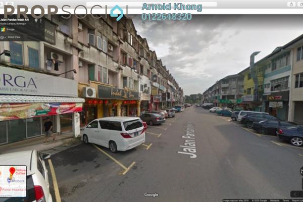 Shop For Sale in Pandan Indah, Pandan Indah Freehold Semi Furnished 0R/0B 1.76m