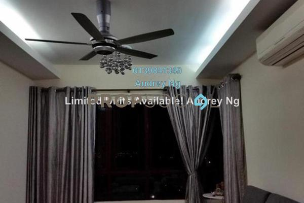 Condominium For Sale in Savanna 1, Bukit Jalil Freehold Fully Furnished 4R/2B 670k
