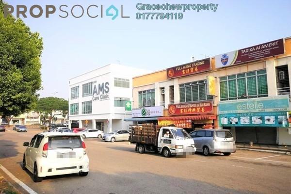 For Sale Shop at Taman Nusa Bestari 1, Iskandar Puteri (Nusajaya) Freehold Semi Furnished 0R/0B 1.3m