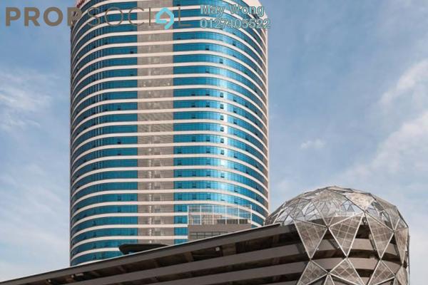 Office For Sale in Menara Zurich, Johor Bahru Freehold Semi Furnished 0R/0B 2.37m