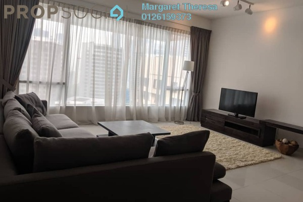 Condominium For Sale in Verticas Residensi, Bukit Ceylon Freehold Fully Furnished 3R/2B 2.1m