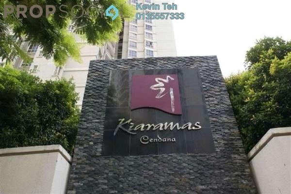 For Sale Condominium at Kiaramas Cendana, Mont Kiara Freehold Fully Furnished 4R/2B 1.55m
