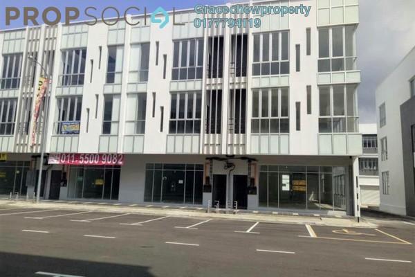 Shop For Rent in Tropicana Danga Cove, Bandar Baru Permas Jaya Freehold Semi Furnished 0R/0B 3k