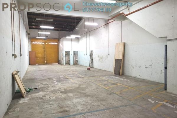 Factory For Sale in Taman Permas Jaya, Bandar Baru Permas Jaya Freehold Unfurnished 0R/0B 840k