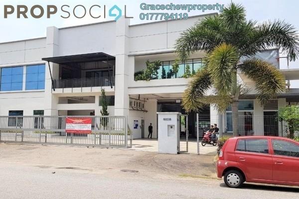 Factory For Sale in Indahpura Industrial Park, Bandar Indahpura Freehold Fully Furnished 0R/0B 11m