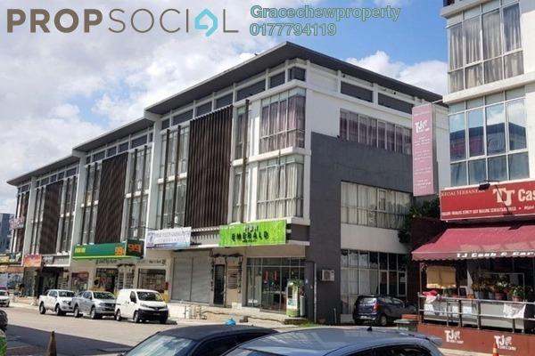 For Sale Shop at Tropicana Danga Cove, Bandar Baru Permas Jaya Freehold Semi Furnished 0R/0B 1.29m