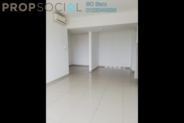 Serviced Residence For Rent in i-Residence @ i-City, Shah Alam Freehold Semi Furnished 2R/2B 1.6k