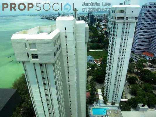 Duplex For Sale in 1 Persiaran Gurney, Gurney Drive Freehold Semi Furnished 5R/4B 2.36m