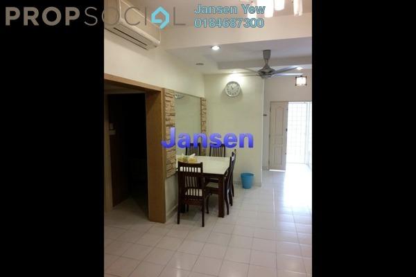 For Rent Condominium at Tanjung Park, Tanjung Tokong Freehold Fully Furnished 3R/2B 1.65k