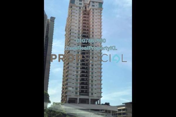 Condominium For Sale in The Orion, KLCC Freehold Fully Furnished 4R/3B 880k