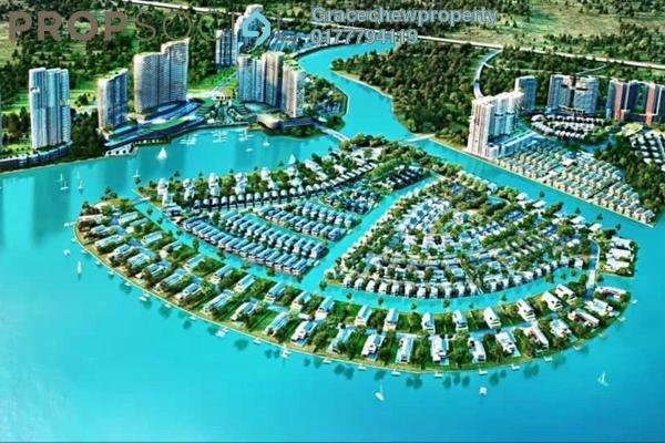 Semi-Detached For Sale in Senibong Cove, Bandar Baru Permas Jaya Freehold Fully Furnished 5R/5B 1.65m