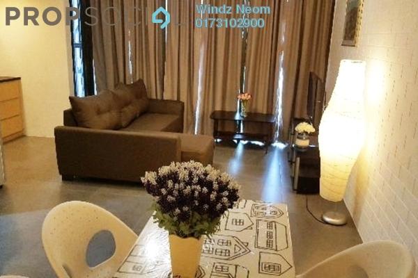 Duplex For Rent in Empire Damansara, Damansara Perdana Freehold Fully Furnished 1R/1B 1.6k