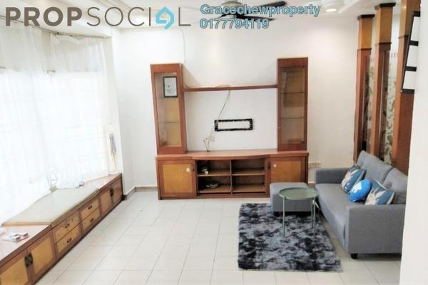 Terrace For Rent in Bandar Seri Alam, Masai Freehold Semi Furnished 4R/3B 1.5k