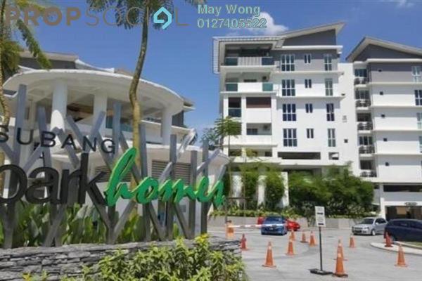 Condominium For Sale in Subang Parkhomes, Subang Jaya Freehold Semi Furnished 4R/3B 855k