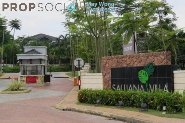 Semi-Detached For Sale in Taman Kajang Sentral, Kajang Freehold Semi Furnished 4R/4B 1.15m