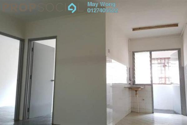 Apartment For Sale in Desa Aman Puri, Kepong Freehold Unfurnished 3R/2B 130k