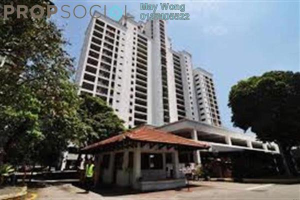 Condominium For Sale in Summer Villa, Subang Jaya Freehold Semi Furnished 4R/3B 680k