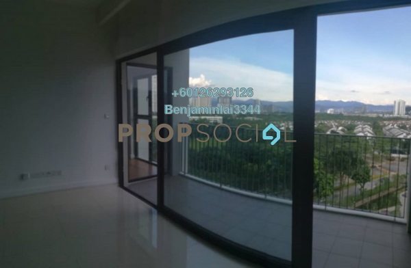 For Rent Condominium at The Westside Three, Desa ParkCity Freehold Semi Furnished 3R/2B 4.2k