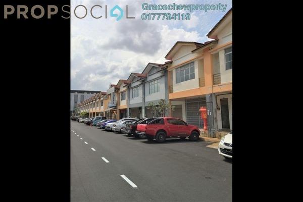 For Sale Shop at Taman Nusa Indah, Iskandar Puteri (Nusajaya) Freehold Semi Furnished 0R/0B 588k