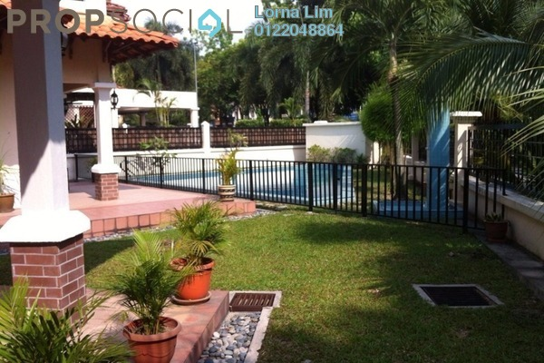 Bungalow For Rent in Mutiara Homes, Mutiara Damansara Freehold Semi Furnished 6R/6B 10k