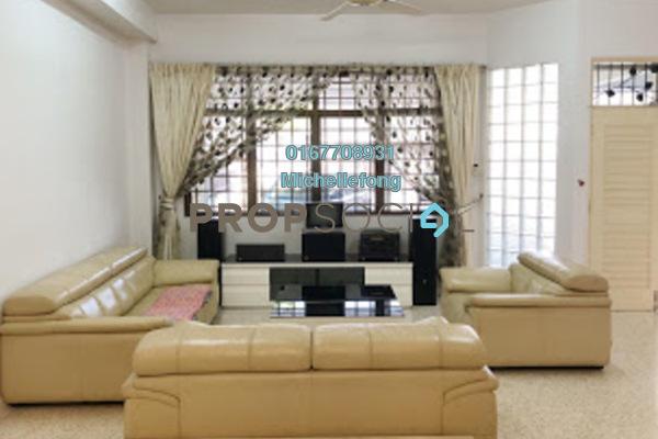 Terrace For Rent in Taman Perling, Iskandar Puteri (Nusajaya) Freehold Fully Furnished 4R/3B 1.5k
