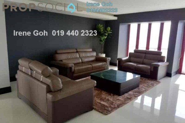 For Rent Condominium at Marina Bay, Tanjung Tokong Freehold Fully Furnished 5R/3B 7k