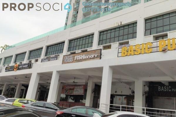 Shop For Sale in Taman Pelangi, Johor Bahru Leasehold Fully Furnished 0R/0B 450k